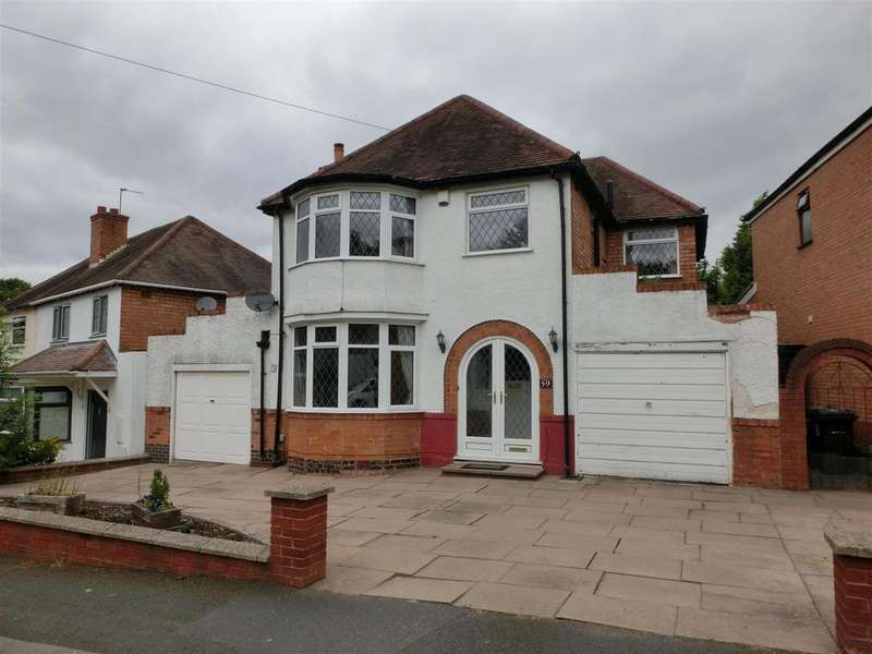 3 Bedrooms House for sale in Cubley Road, Birmingham