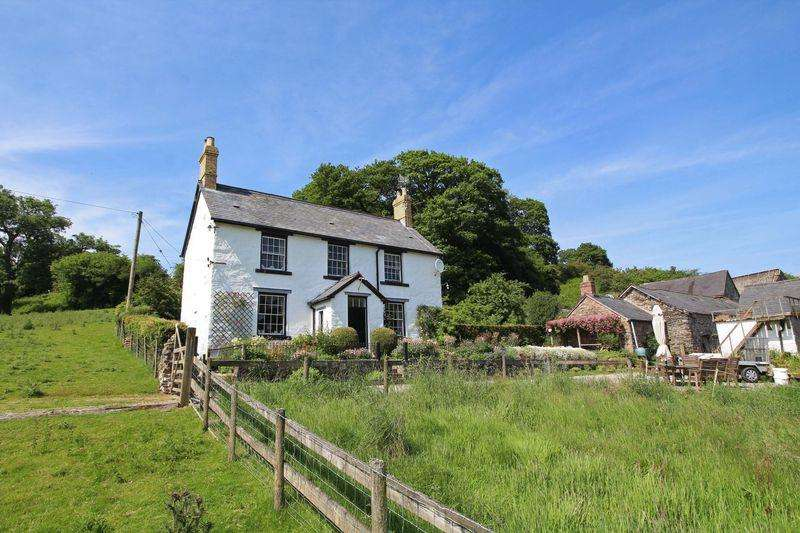 4 Bedrooms Detached House for sale in Llandderfel, Bala