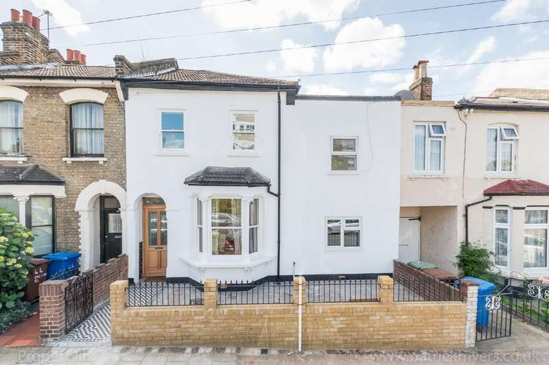 4 Bedrooms Terraced House for sale in Caulfield Road, London