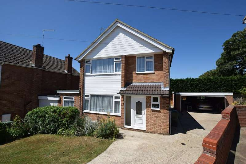 4 Bedrooms Detached House for sale in Jenner Close, Braintree