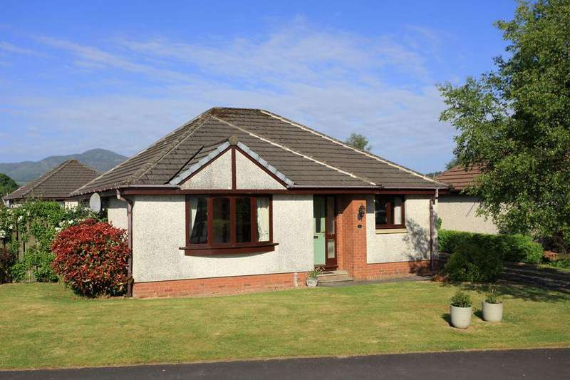 3 Bedrooms Detached Bungalow for sale in 14 Tay Avenue, Comrie, PH6 2PF