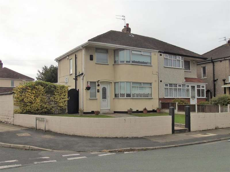 3 Bedrooms Semi Detached House for sale in Sedbergh Avenue, Liverpool