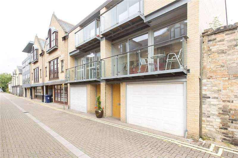 3 Bedrooms Terraced House for sale in Cambridge Place, Cambridge, CB2