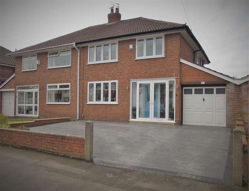 3 Bedrooms Semi Detached House for sale in Altway, Liverpool