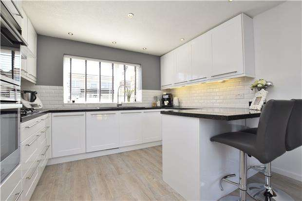 4 Bedrooms Detached House for sale in Oakleigh Gardens, O/Common, BS30 6RH