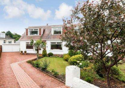 4 Bedrooms Semi Detached House for sale in Scott Drive, Largs