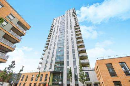 2 Bedrooms Flat for sale in Rivers Apartments, Cannon Road, Tottenham, London