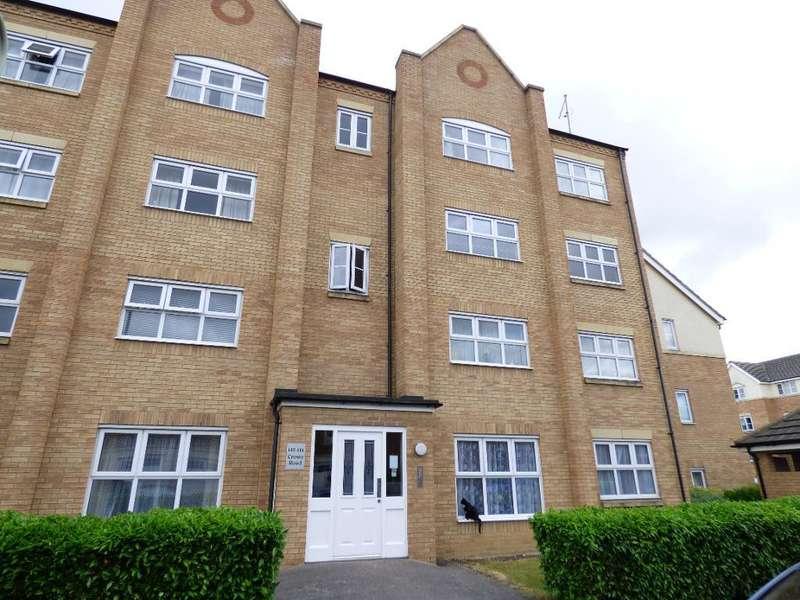 2 Bedrooms Flat for sale in Crowe Road, Bedford, MK40 4FQ