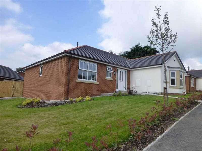 4 Bedrooms Detached Bungalow for sale in The Stonebridge, Ruabon, Wrexham