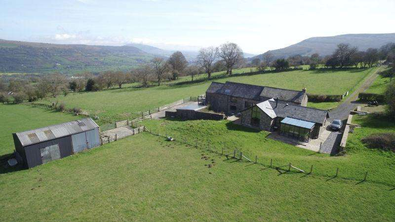 4 Bedrooms Farm Commercial for sale in The Tyla, Abergavenny