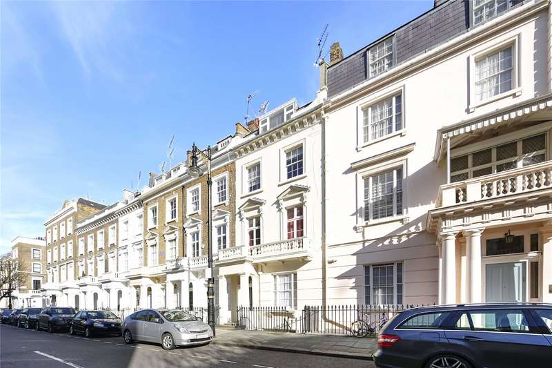 2 Bedrooms Flat for sale in Cambridge Street, Pimlico, London, SW1V