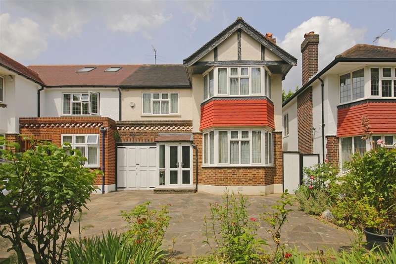 4 Bedrooms House for sale in Bramley Road, Oakwood