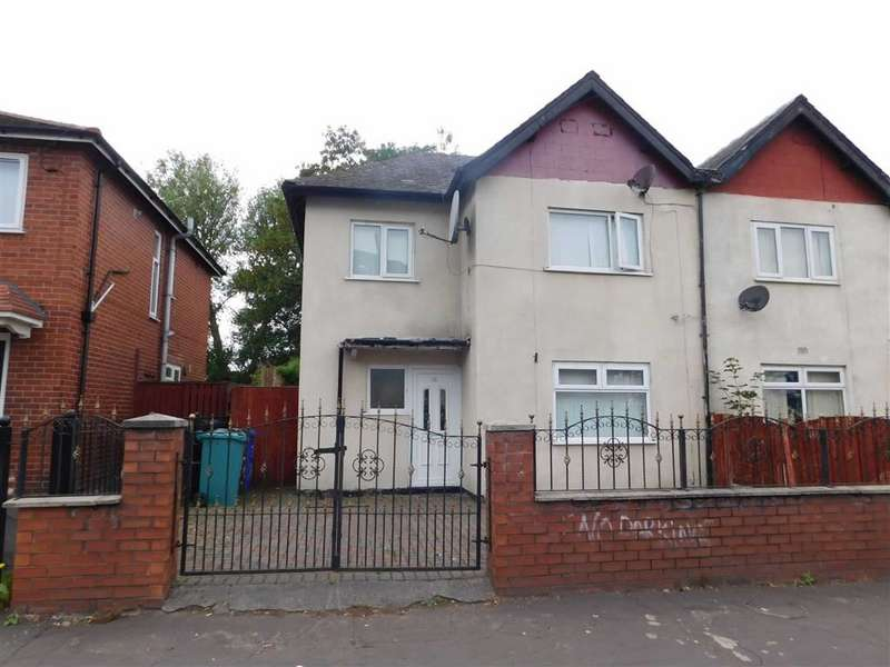 3 Bedrooms Semi Detached House for sale in Beresford Road, Manchester