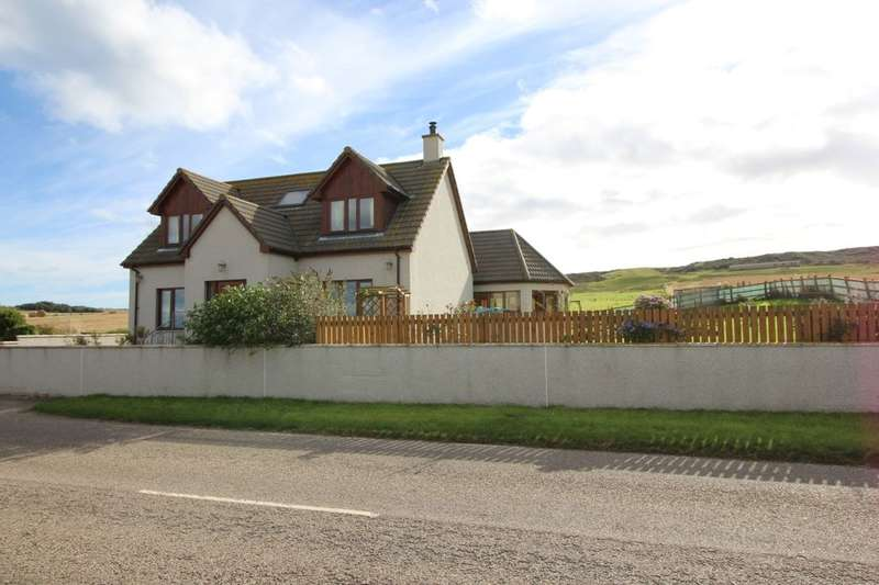 5 Bedrooms Detached House for sale in West Lea Fearn, Tain, IV20