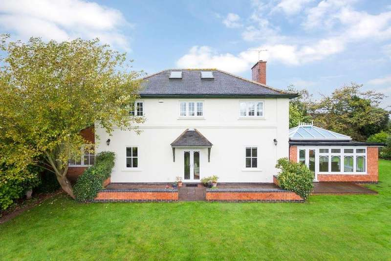 4 Bedrooms Detached House for sale in Southam Road, Dunchurch, Rugby