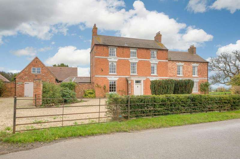 6 Bedrooms Farm House Character Property for sale in Woolscott, Rugby