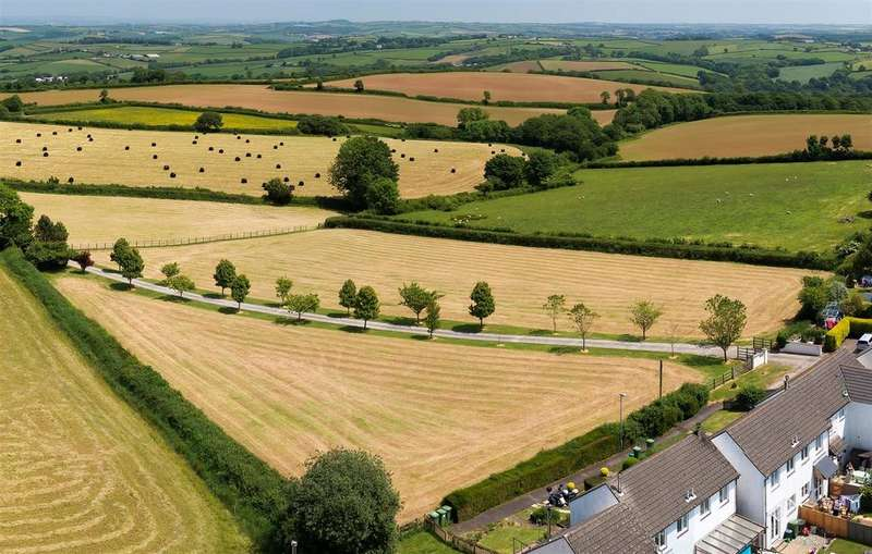 Land Commercial for sale in Orleigh Close, Buckland Brewer