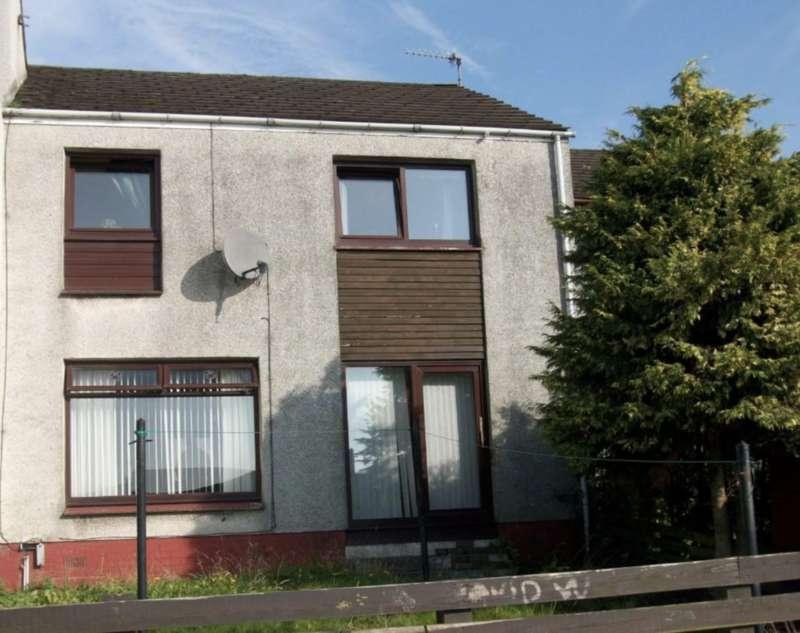 4 Bedrooms Terraced House for sale in Walker Court, Cumnock KA18