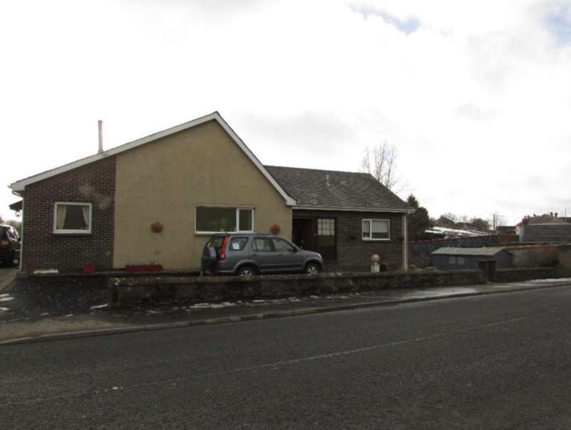 4 Bedrooms Detached Bungalow for sale in Manse Road, Muirkirk KA18