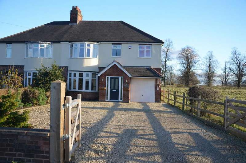 4 Bedrooms House for sale in Tamworth Road, Ashby De La Zouch, LE65