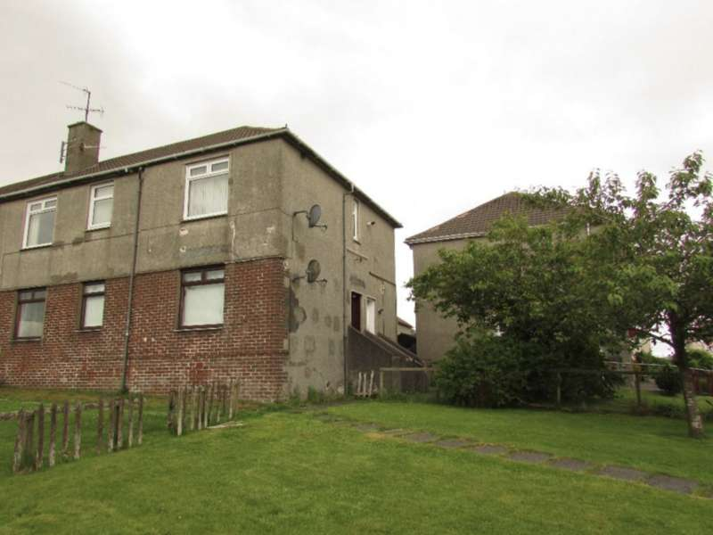 3 Bedrooms Flat for sale in Path View, New Cumnock KA18