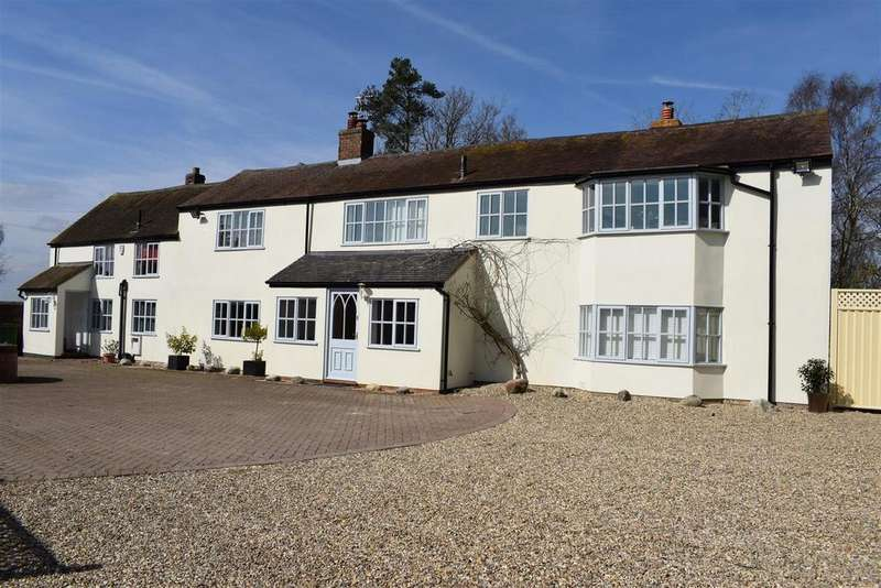 5 Bedrooms Unique Property for sale in Ashby Road, Frolesworth, Lutterworth