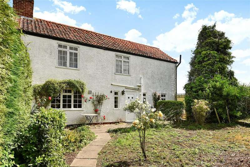 2 Bedrooms End Of Terrace House for sale in Skirth Road, Billinghay, LN4