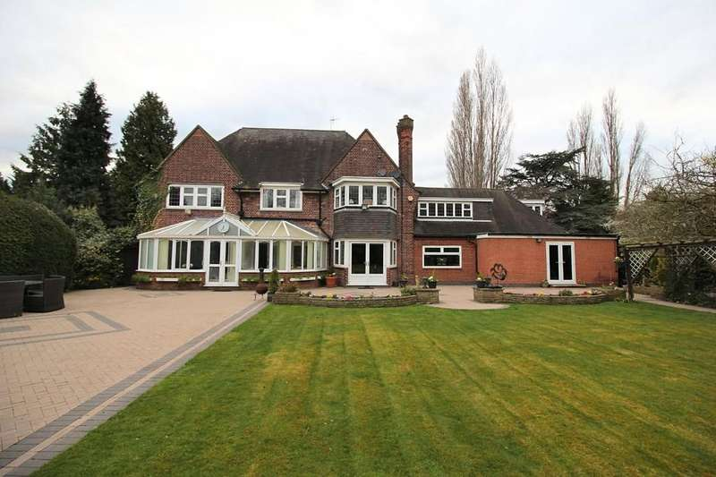5 Bedrooms Detached House for sale in Lutterworth Road, Aylestone, Leicester