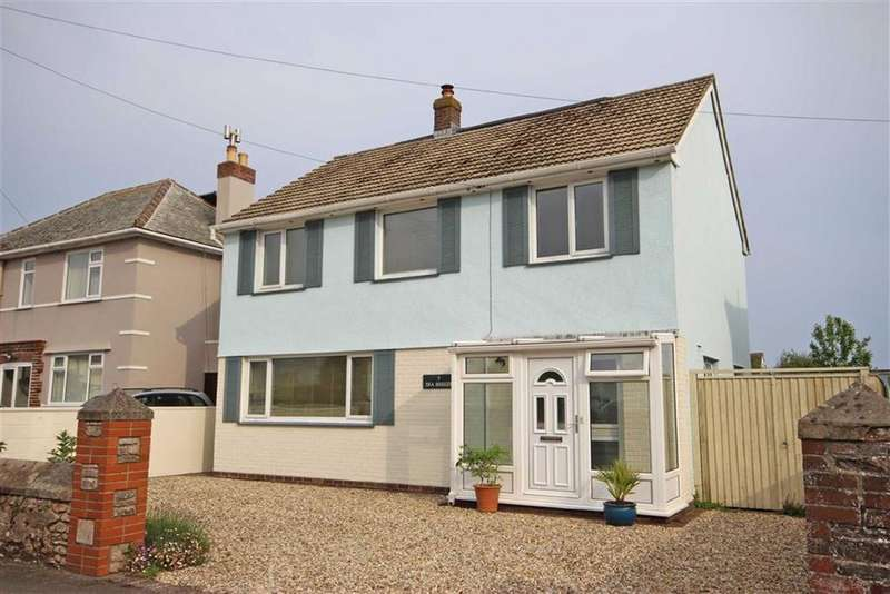 3 Bedrooms Detached House for sale in Gillard Road, Berry Head, Brixham, TQ5