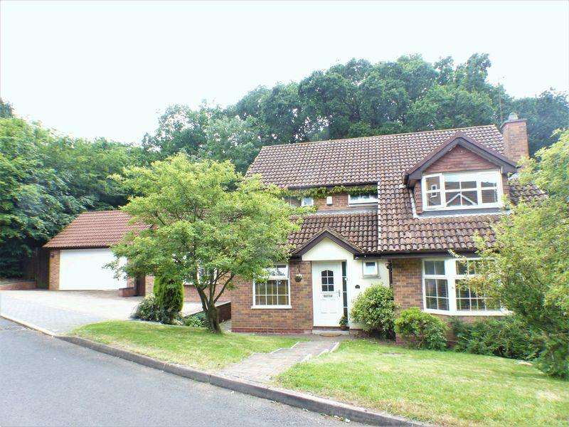5 Bedrooms Detached House for sale in Seal Close, Sutton Coldfield