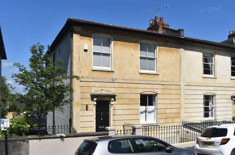 4 Bedrooms Semi Detached House for sale in Springfield Road, Cotham