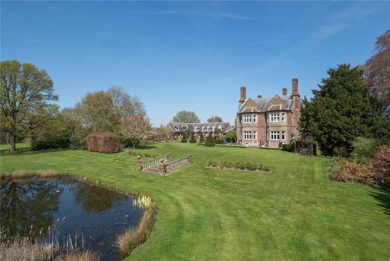 5 Bedrooms Detached House for sale in Bethersden Road, Hothfield, Ashford, Kent