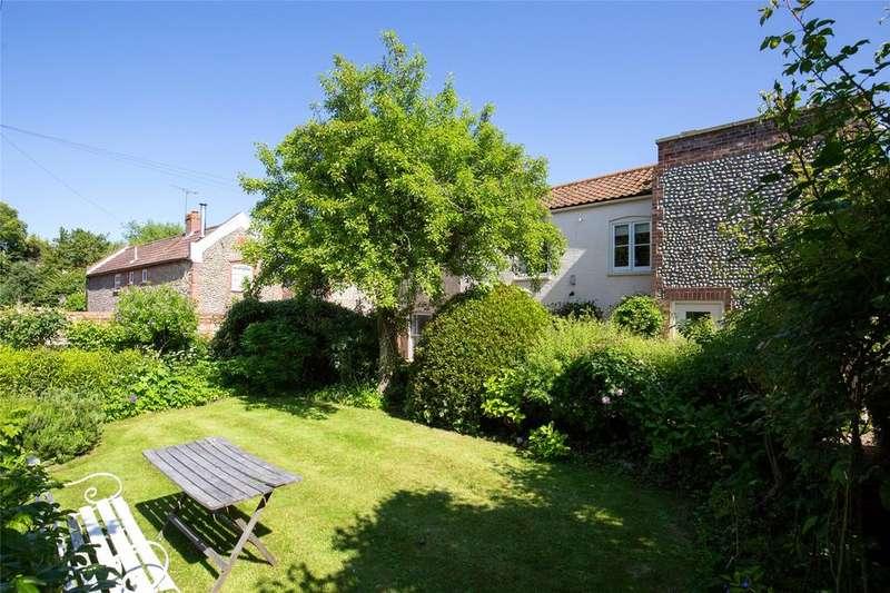 4 Bedrooms Detached House for sale in High Street, Blakeney, Norfolk, NR25