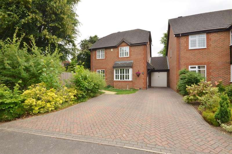 4 Bedrooms Detached House for sale in Greenside Park, Luton