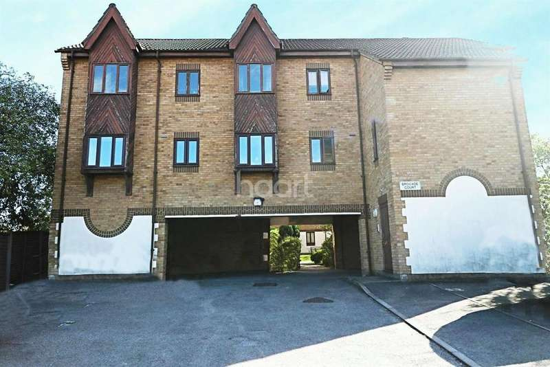2 Bedrooms Flat for sale in Colindeep Lane, NW9