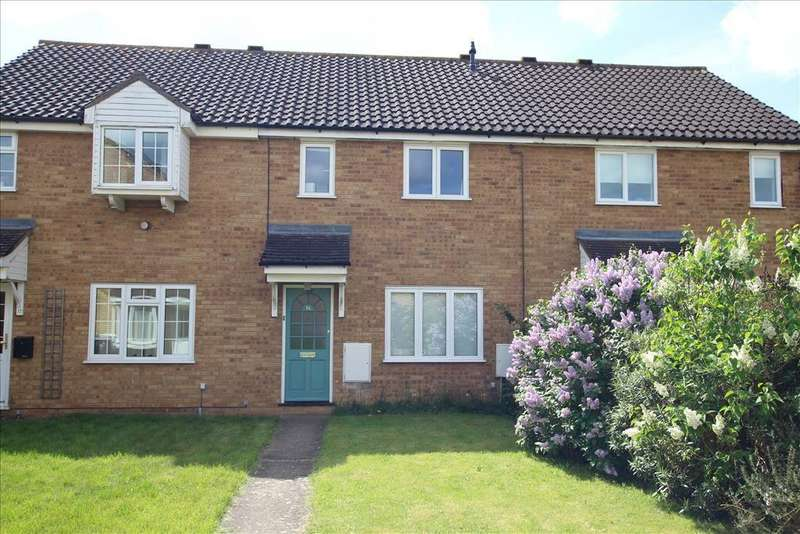 3 Bedrooms Terraced House for sale in Durham Close, Biggleswade, SG18