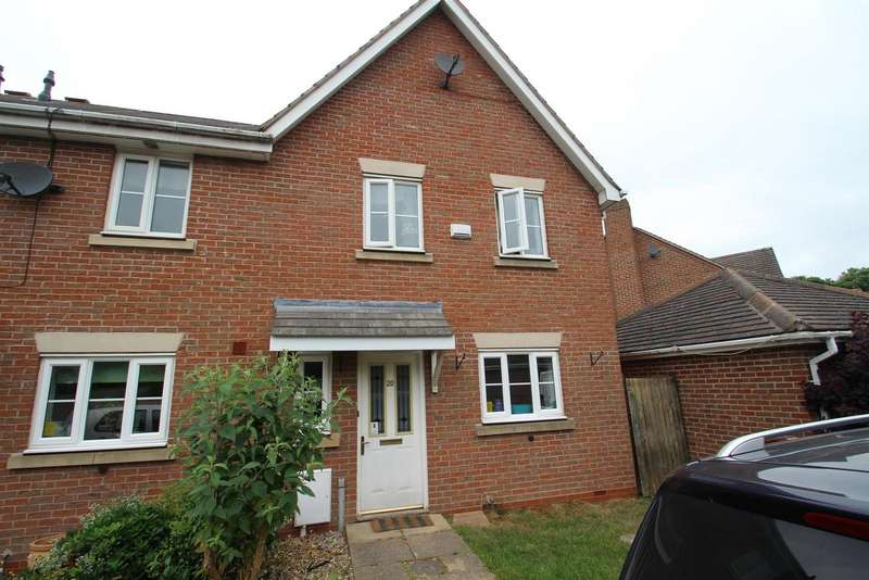 3 Bedrooms Property for sale in Merlin Close, Rothley, Leicester
