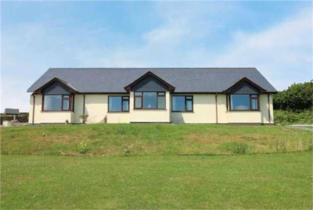 4 Bedrooms Detached Bungalow for sale in Parkers Cross, Parkers Cross, Looe, Cornwall