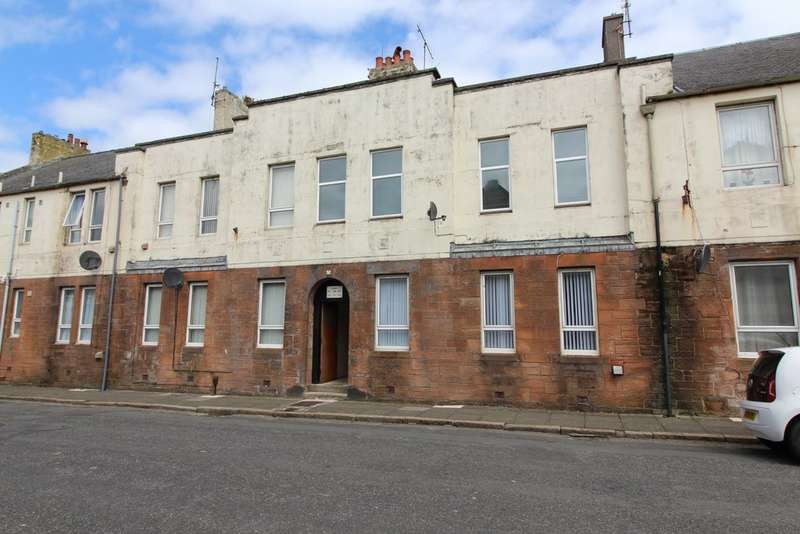 2 Bedrooms Flat for sale in James Street, Ayr, KA8