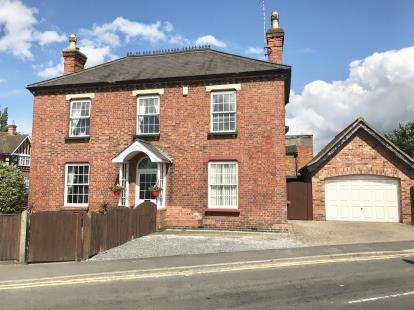 3 Bedrooms Detached House for sale in Freiston Road, Boston, Lincolnshire, England