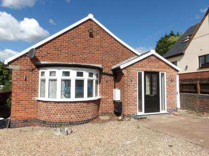 4 Bedrooms Bungalow for sale in Roman Road, Birstall, Leicestershire