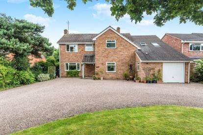 4 Bedrooms Detached House for sale in Broadheath Common, Lower Broadheath, Worcester, Worcestershire