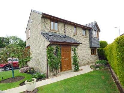 4 Bedrooms Detached House for sale in Lismore Park, Buxton, Derbyshire