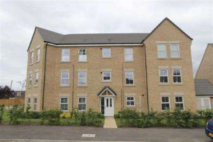 2 Bedrooms Flat for sale in Kestrel Way, Leighton Buzzard, Beds, Bedfordshire