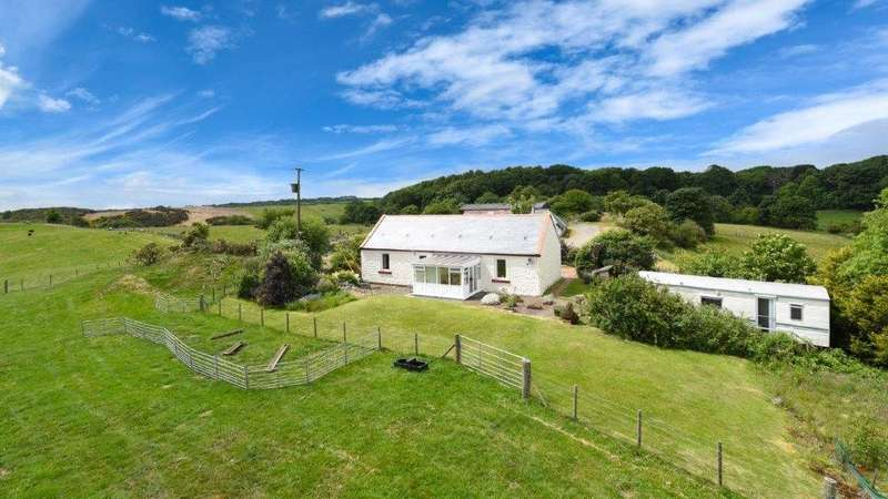 2 Bedrooms Farm Commercial for sale in Capenoch Croft, Whauphill, Newton Stewart, Dumfries and Galloway, DG8