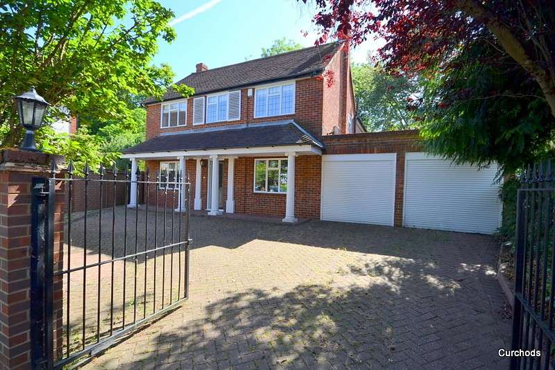 3 Bedrooms Detached House for sale in Shepperton