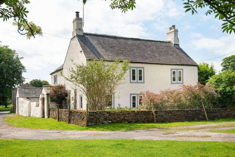 4 Bedrooms Detached House for sale in Mason House, Maulds Meaburn, Penrith