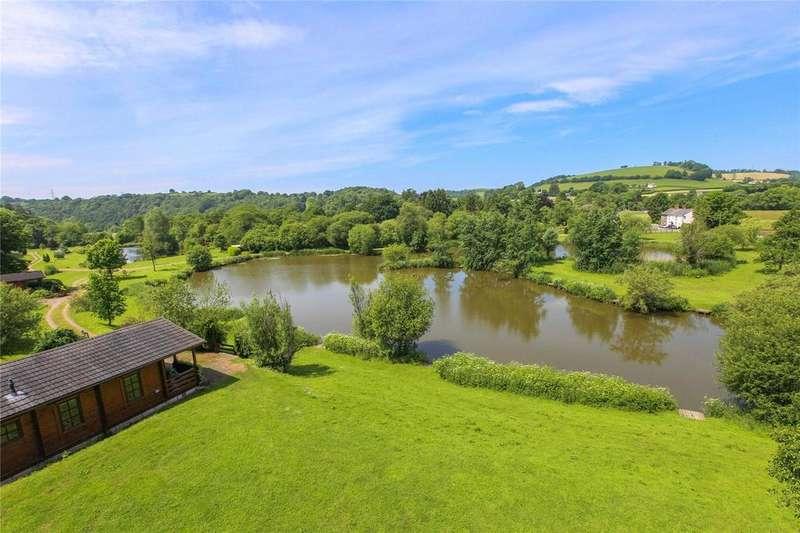Land Commercial for sale in Lot 4 - Higher Grants Farm, Exebridge, Dulverton, Somerset, TA22