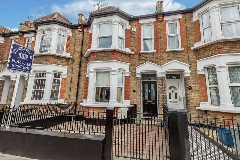 3 Bedrooms Terraced House for sale in Ashford Road, South Woodford