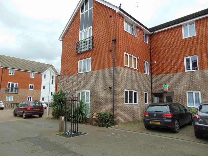 2 Bedrooms Flat for sale in Edward Vinson Drive, Faversham, ME13
